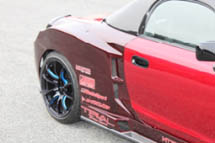 TRY FORCE WIDEBODY KIT FOR MR-S(ZZW30)