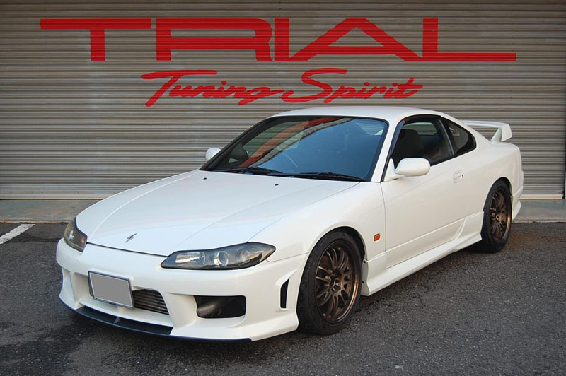 Trial Used Car 【シルビア S15】